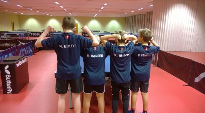 Overbevisende sejr til Yngre Drenge Østserien