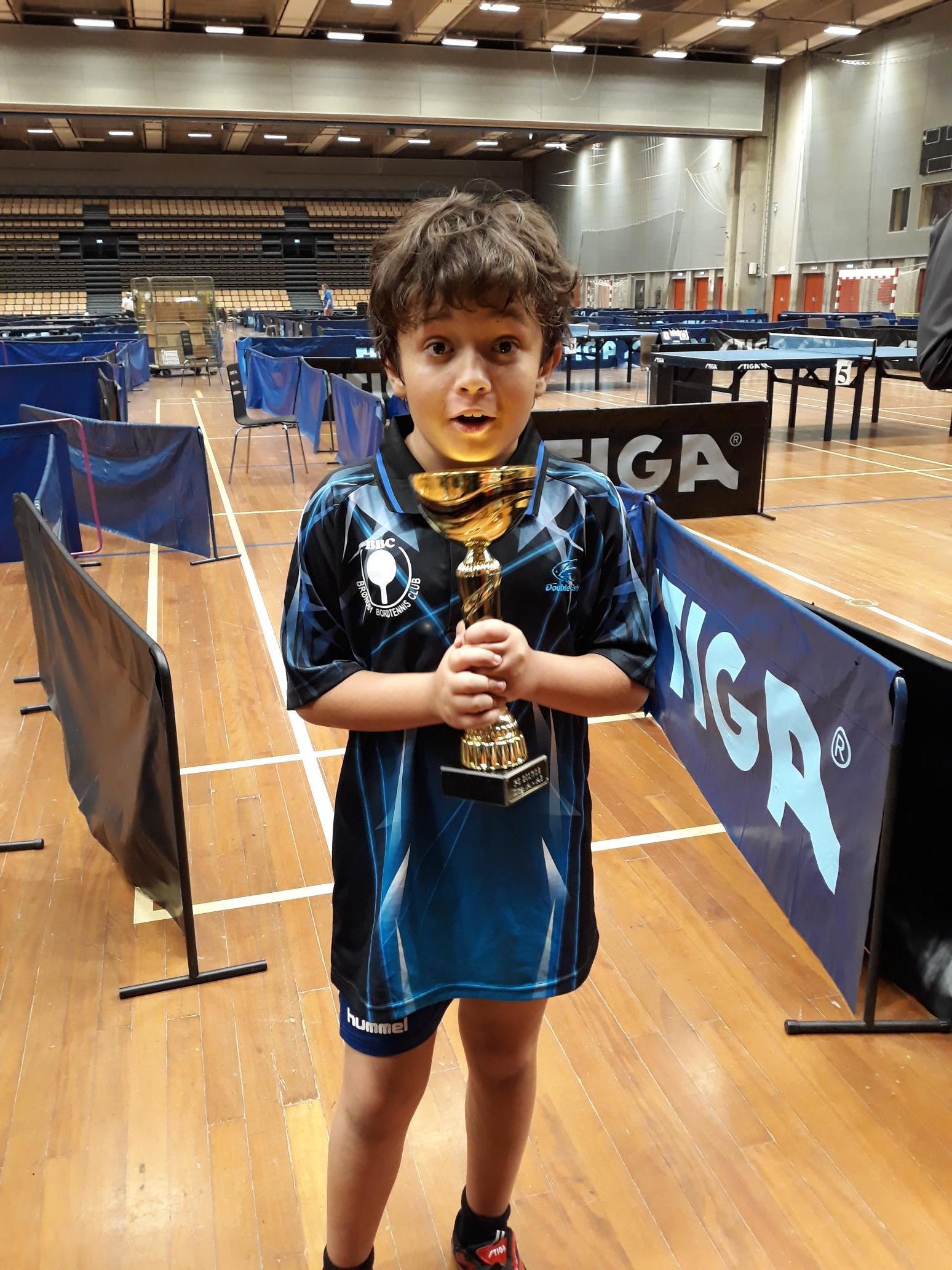 Noah Ibrahim - Drenge A 3.-plads